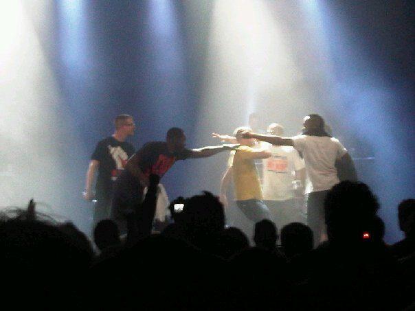 Live Report : Diversidad au Trianon (17/05/11)
