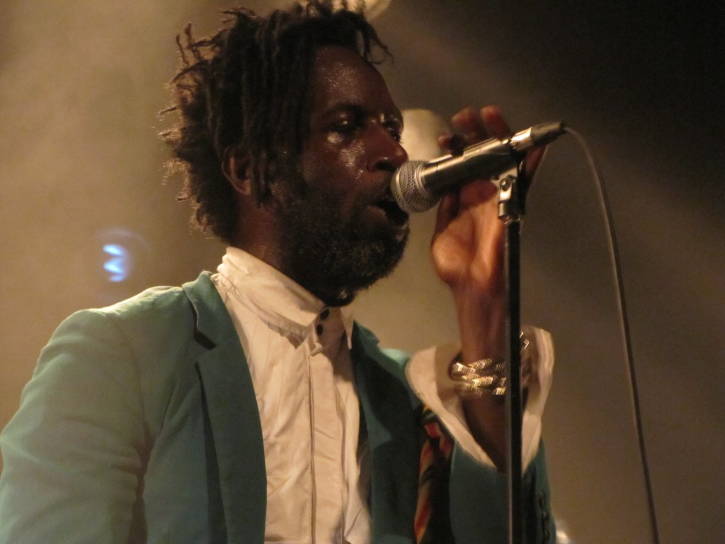 Live report: Saul Williams électrise le Nouveau Casino (17/05/2011)