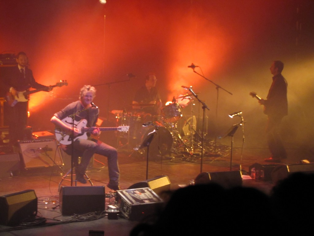 Live report: Rodolphe Burger chante The Velvet Underground le 26/05/2011