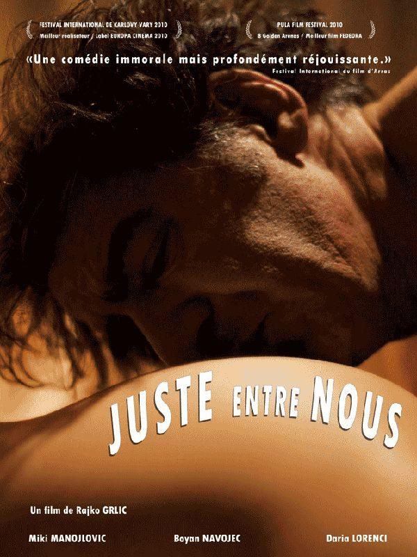 4 places de cinéma pour le film «Juste entre nous»