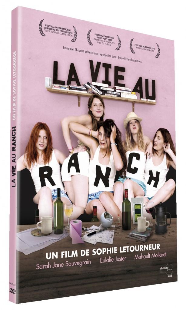 Gagnez 15 DVD du film La vie au ranch!