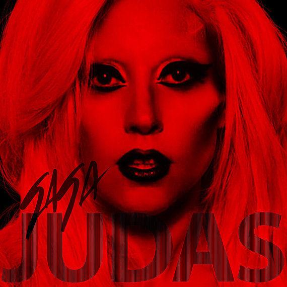 Le dernier clip de Lady Gaga «Judas»