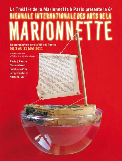 Biennale Internationnale des Arts de la Marionnettes 2011