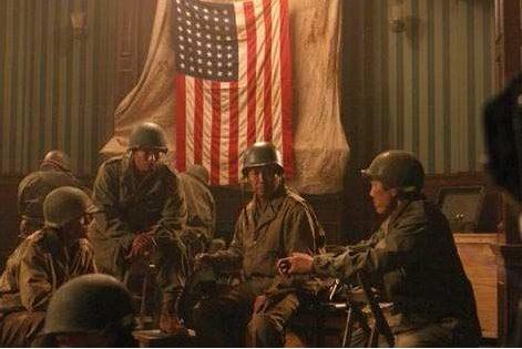 Gagnez 5 DVD de L'honneur des guerriers
