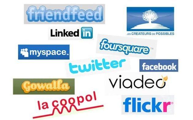 Le CSA interdit aux chaînes de citer Facebook et Twitter