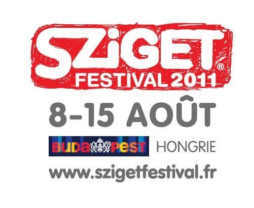 Gagnez Votre pass 7 jours pour le Festival Sziget !