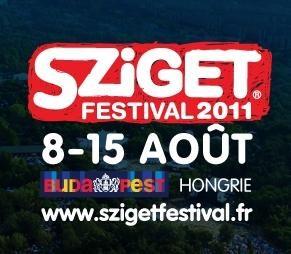 Sziget, focus #1 : La Roux, Deftones, Kasabian, White Lies
