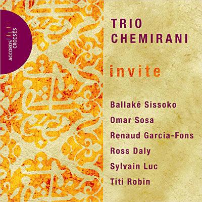 Musiques du monde : Trio Chemirani invite…
