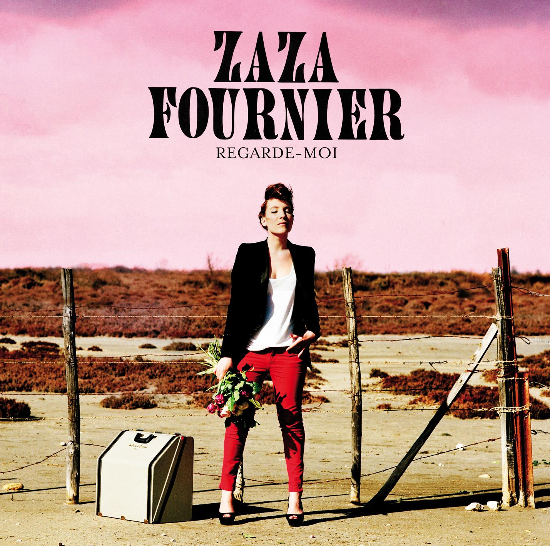Zaza Fournier : Nouvel album et concert le 12 mai au 104
