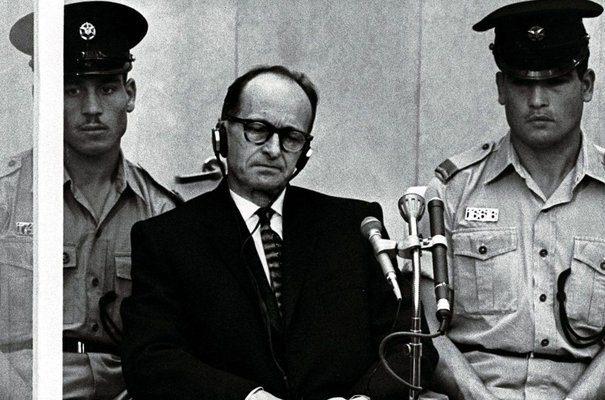 50 ans après, le mémorial de la Shoah rouvre les archives du procès Eichmann