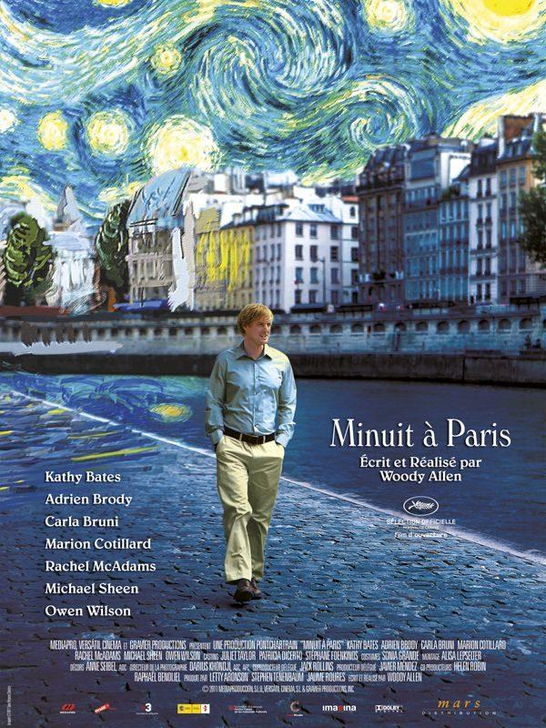 Minuit à Paris: Quand Woody Allen se retrouve, avec mélancolie