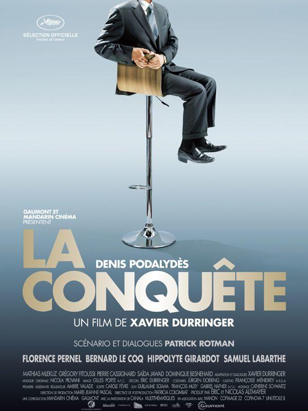 La conquête: critique d'un film (non) évènement sur Nicolas Sarkozy
