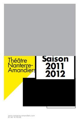 2011-2012 : Les Amandiers-Nanterre au coeur du monde