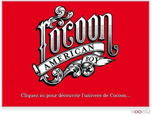 Cocoon reprend «American Boy» d'Estelle à sa sauce