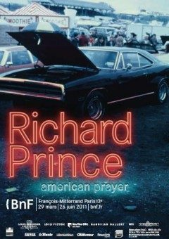 « Richard Prince, American Prayer » à la BnF