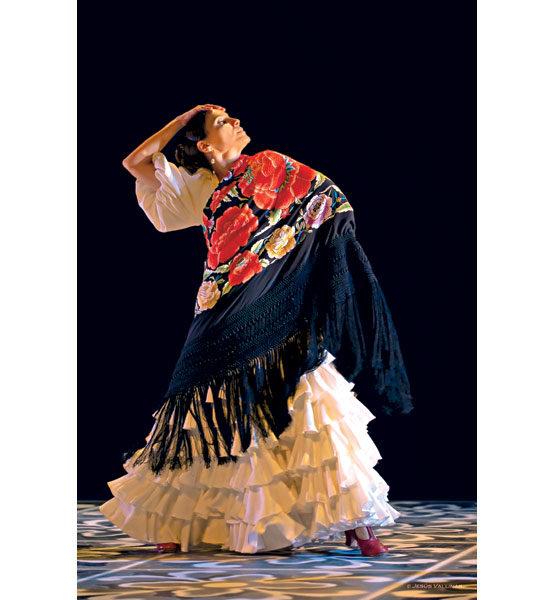 Temps fort Flamenco à Chaillot