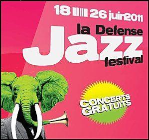 Jazz: La Défense Jazz Festival