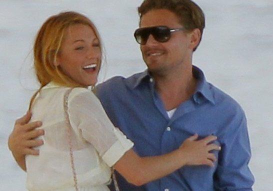 Blake Lively et Leonardo DiCaprio, ensemble en Italie