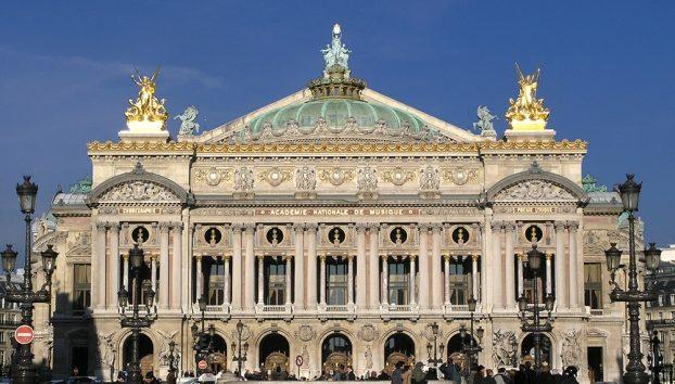 L'Opéra de Paris ferme pour travaux