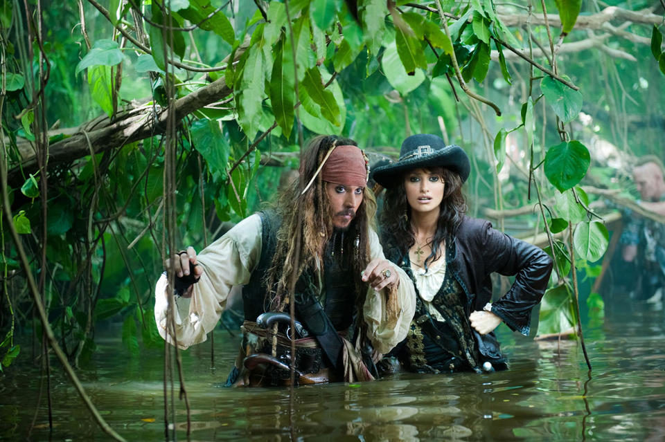 Pirates des Caraïbes 4: la fontaine de la jouvence