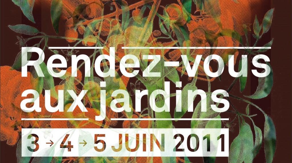 Rendez-vous aux jardins : laissez parler la nature du 3 au 5 juin