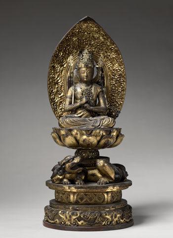 Plongée dans le bouddhisme japonais au Musée Guimet