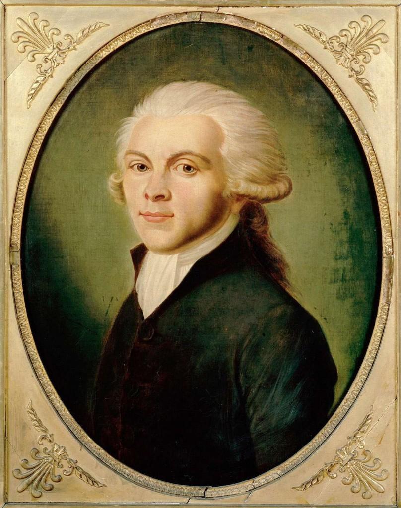 L'Etat sauve la tête de Robespierre