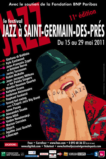 Live Report Jazz à Saint-Germain : Jacky Terrasson Quartet ft Malia (28/05/11)