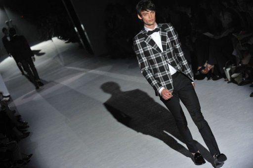 Fashion Week à Milan : l'homme au vestiaire