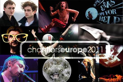 Chantiers Europe, deuxième édition au Théâtre de la Ville