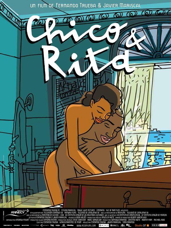 5 places pour 2 et 5 affiches à gagner pour Chico et Rita (au cinéma le 6 juillet 2011)