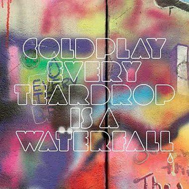 Coldplay haut en couleur et en image