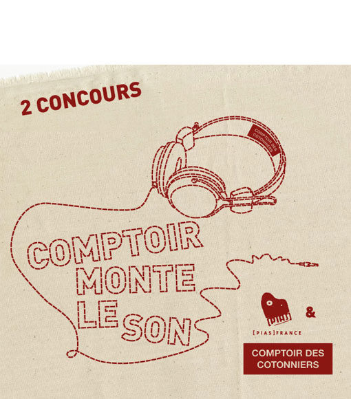 Comptoir des Cotonniers se lance dans la musique