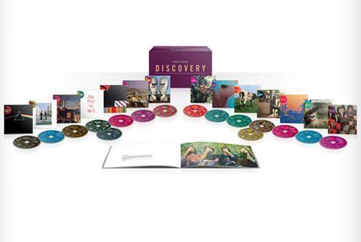 EMI remasterise les 14 albums des Pink Floyd pour la rentrée!