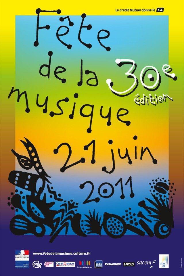 Fête de la musique 2011 : bons plans parisiens !