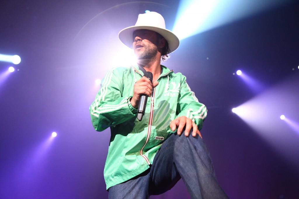 Live Report : Jamiroquai au Casino de Paris (31/05/11)