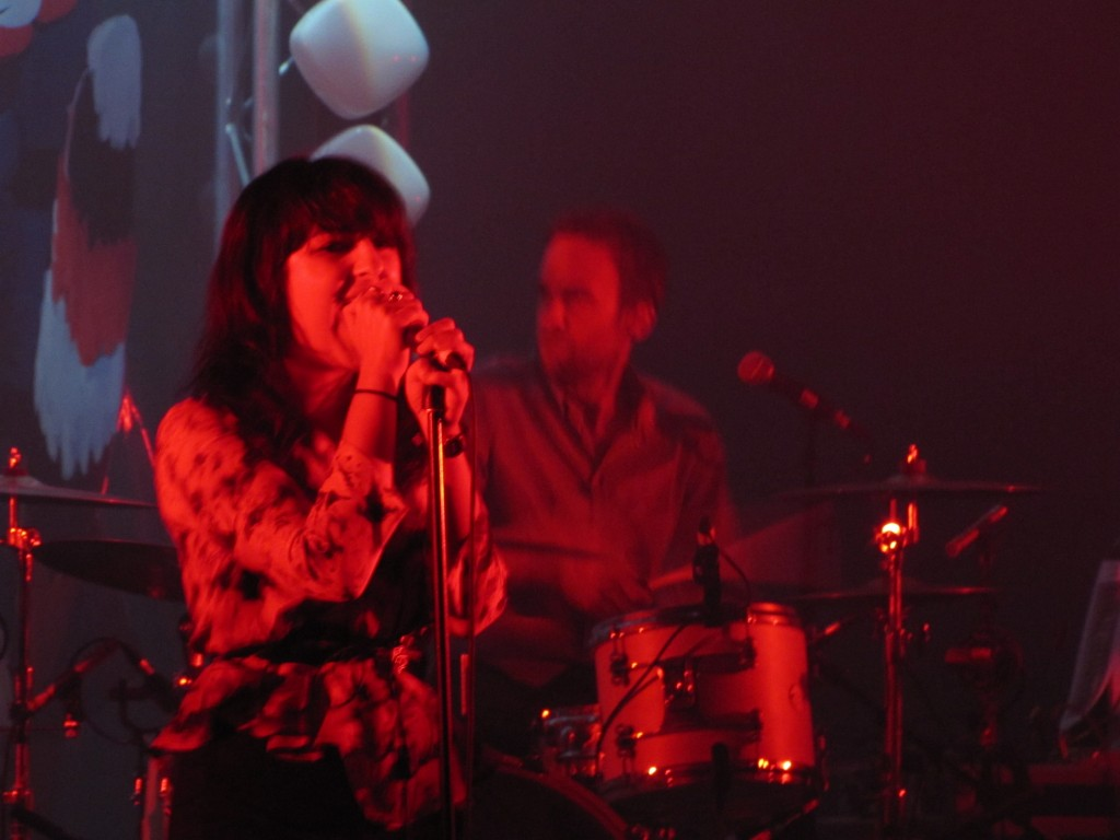 Live report: Lilly Wood & the Prick 1/06/2011