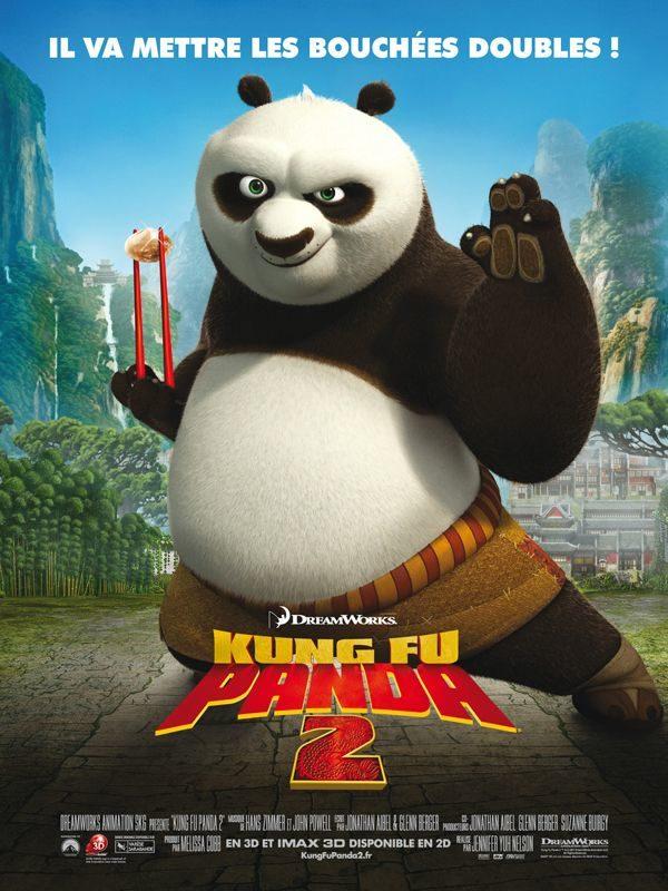 Kung Fu Panda 2 : en attendant le 3!