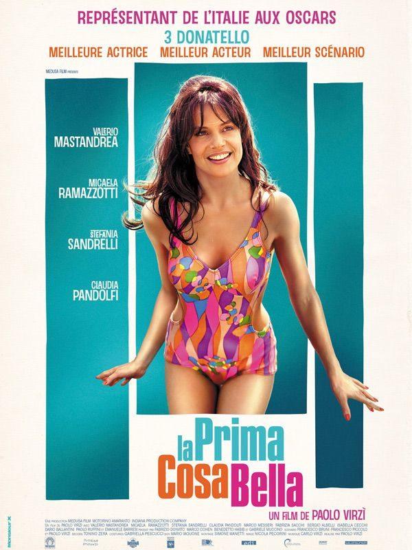 La Prima Cosa Bella, un très beau film italien sur la famille