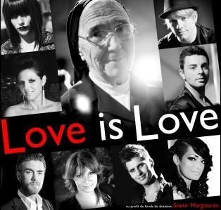 «Love is Love»: Quand la télé-réalité fait du bénévolat
