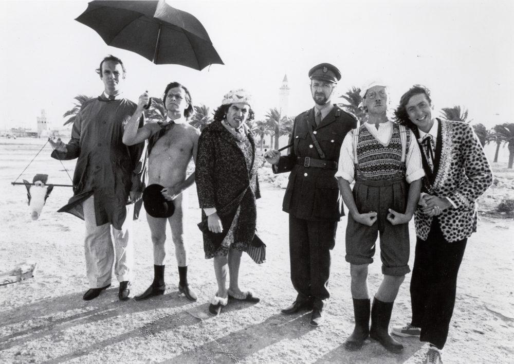 Les Monty Python de nouveau à l'écran!