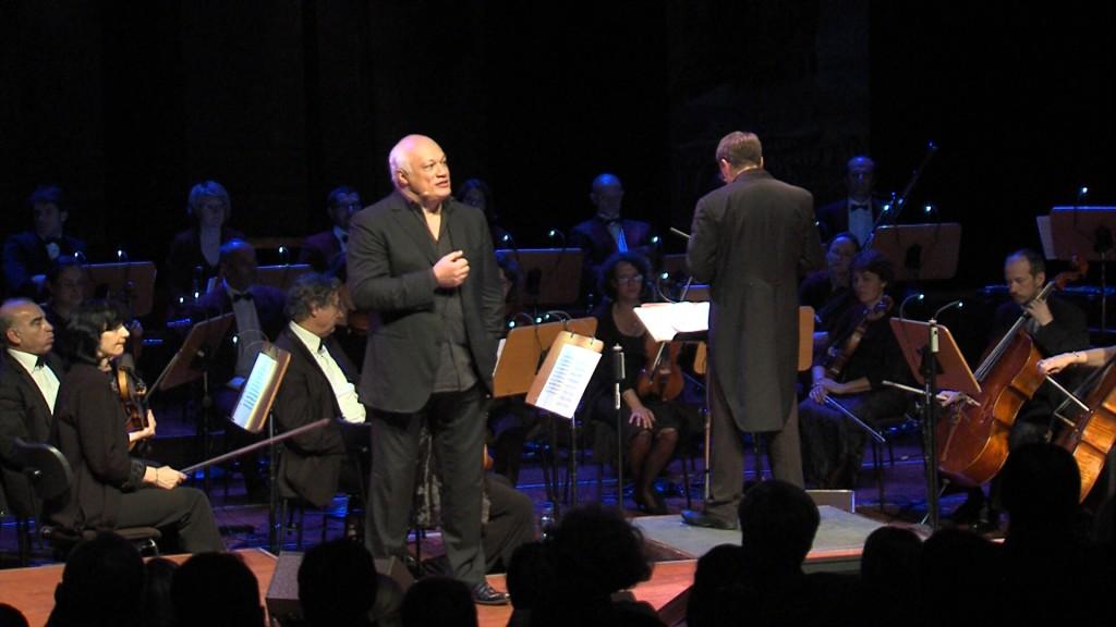 Live-Report : Ma vie avec Mozart, Eric-Emmanuel Schmitt et l'orchestre symphonique Confluences à la Halle aux Grains de Toulouse (01/06/11)