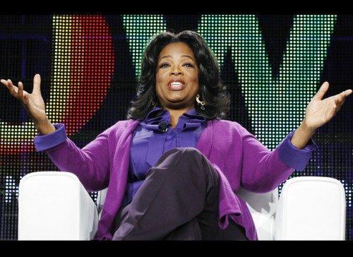 Katie Couric remplace Oprah Winfrey!