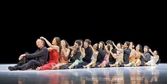 Fin de saison au Théâtre de la Ville : dernier hommage à Pina Bausch