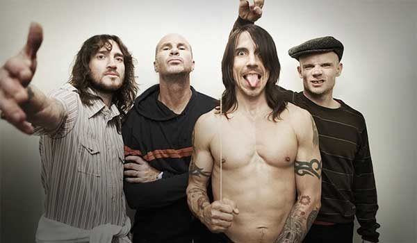Les Red Hot Chilli Peppers investiront Bercy les 18 et 19 octobre 2011!