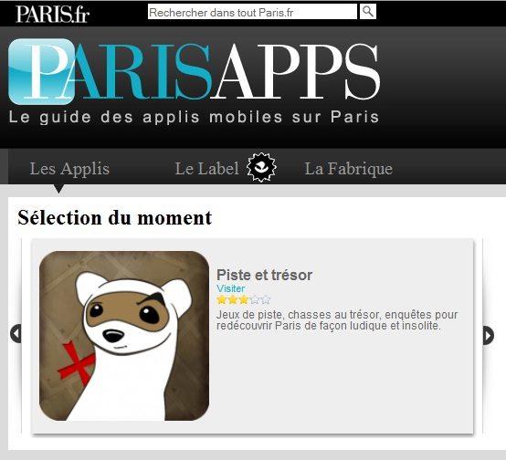 ParisApps, l'appli qui voit clair dans Paris