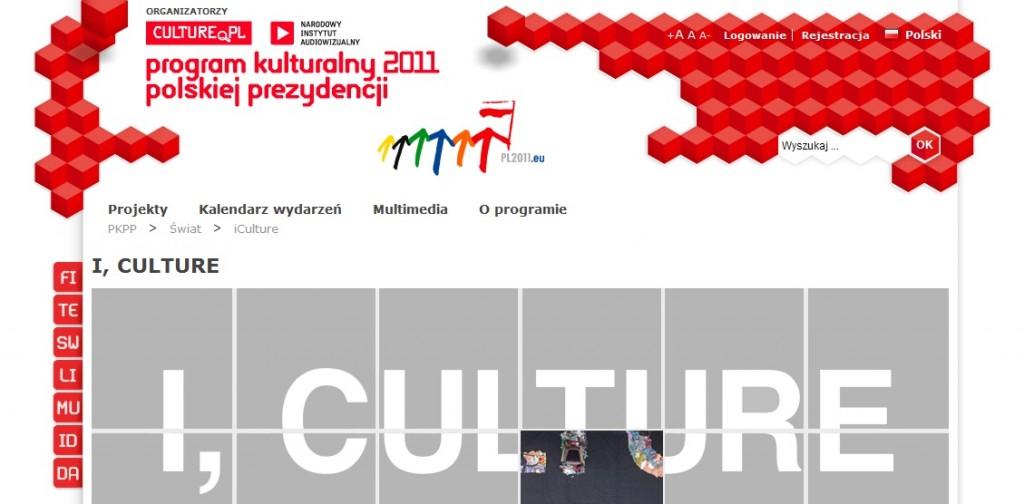 I Culture, le programme culturel de la présidence polonaise de l'UE débarque à Paris
