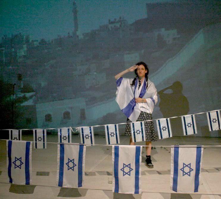 Jérusalem Plomb Durci remporte le premier prix du Festival Impatience