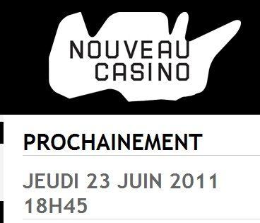 Gagnez 2×2 places pour le groupe 13&GOD au Nouveau Casino