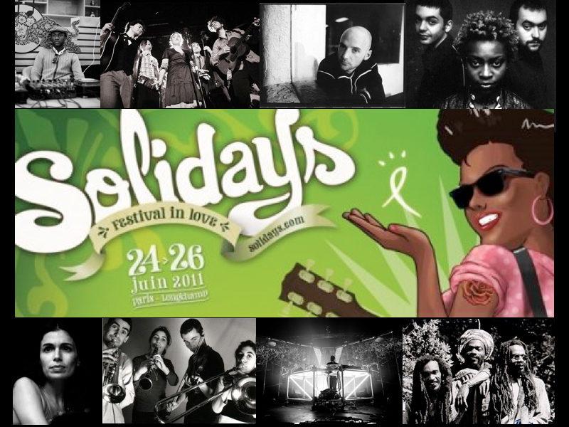 Pete Doherty annule Solidays, le festival annonce sept groupes de plus!